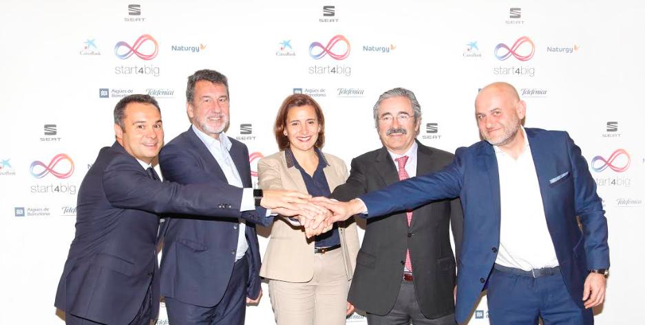 Start4big abre su convocatoria para la competición de innovación abierta multisectorial