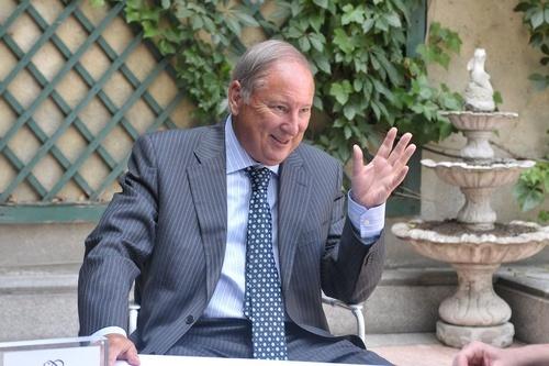 Rodolfo Carpintier, figura mítica del panorama emprendedor español, estará en Alhambra Venture 2019