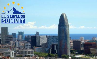 Más de 1.200 emprendedores se reunirán en Barcelona para el EU-Startups Summit