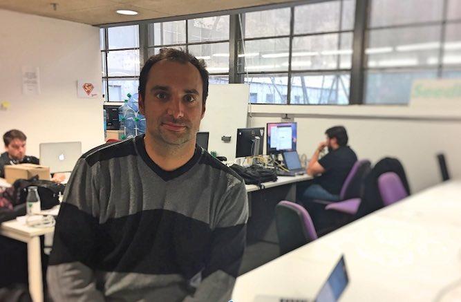 El cofundador de Seedrocket, Jesús Monleón estará en Alhambra Venture 2019