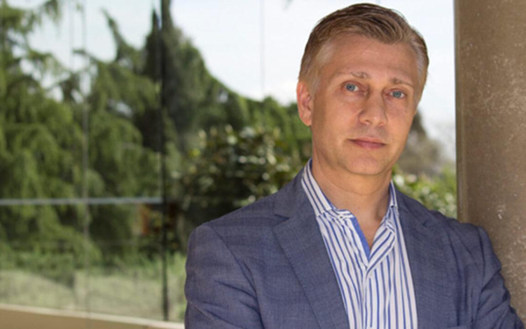 Sergio Pérez de Sabadell y García Brusilovsky estarán en el coloquio 'Mano a mano' de Alhambra Venture 2019