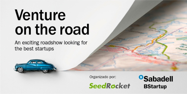 SeedRocket y BStartup de Banco Sabadell organizan Venture on the Road