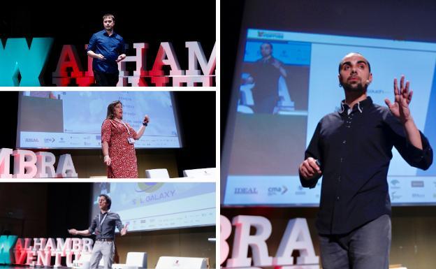 Las 26 startups que compiten hoy por el premio Alhambra Venture 2019