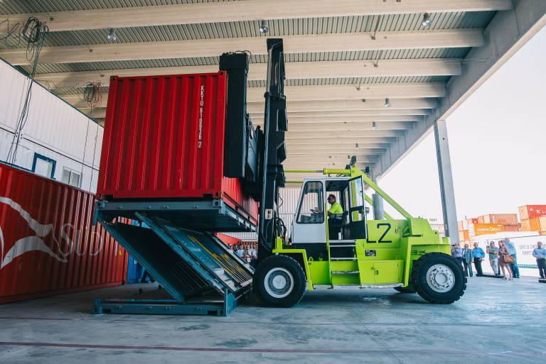 Navlandis, ganadora de Alhambra Venture, una de las finalistas del South Summit 2019 en movilidad y logística