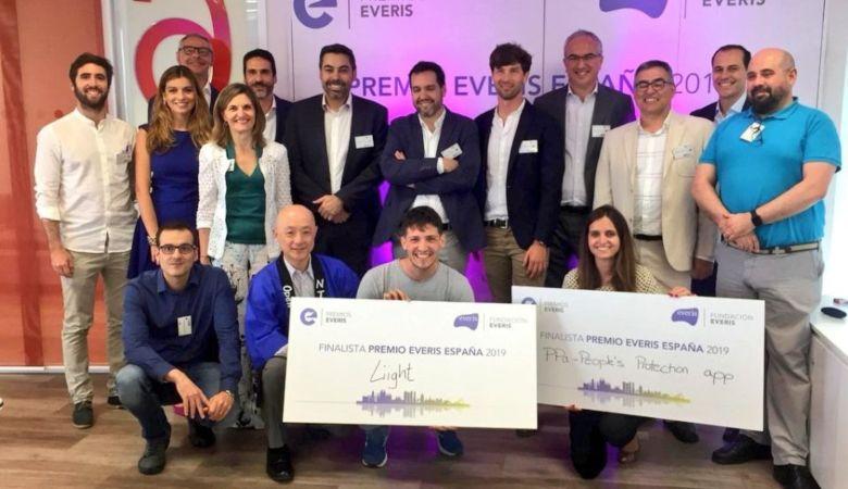 Estos son los finalistas de la XVIII edición de los Premios Everis al emprendimiento