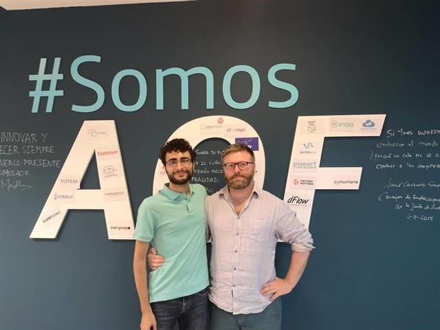 Vizlegal, startup jurídica participante en Alhambra Venture, finalista del South Summit 2019