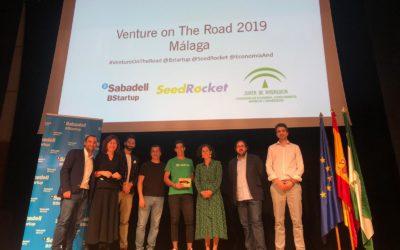 Venture on the Road elige Nicehop como startup ganadora de su edición en Andalucía
