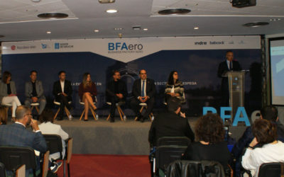 Cinco proyectos gallegos y uno de Barcelona formarán parte de la segunda edición de la aceleradora BFAero, impulsada por la Xunta
