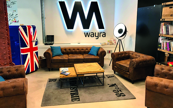 Wayra participa en South Summit con 11 startups