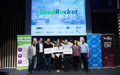 Estos son los 12 finalistas del XXII Campus de Emprendedores de SeedRocket