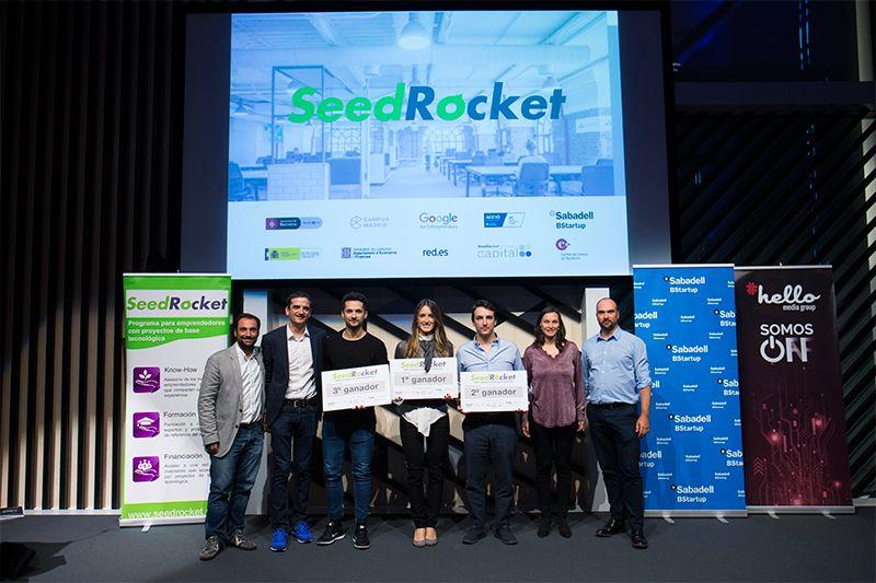 Estos son los 12 finalistas del XXII Campus de Emprendedores de SeedRocket