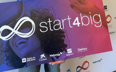 Smart IoT Labs gana Start4big, una iniciativa a la que se han presentado 173 proyectos