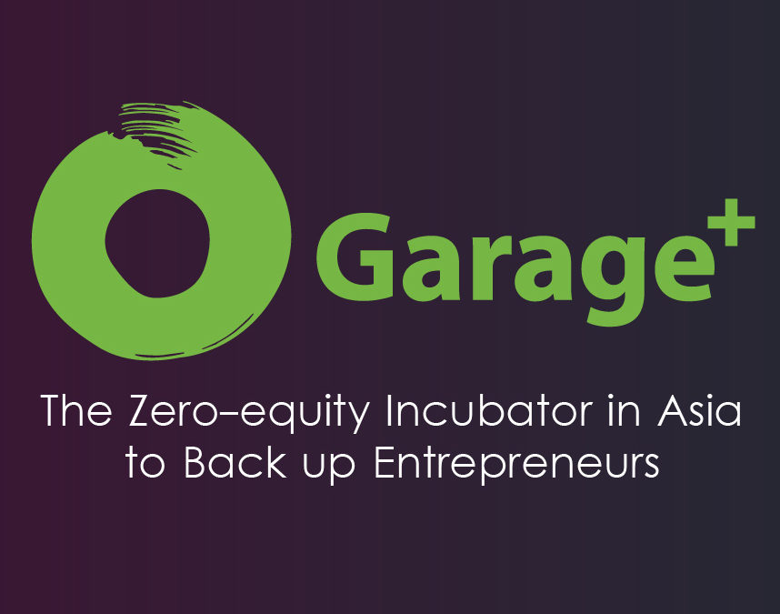 Smart IoT Labs, participante de Alhambra Venture 2019, seleccionada para el exclusivo programa de incubación Garage+ en Taiwan