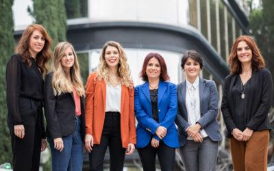 María Romero, la andaluza que ha recibido una Beca Womenalia por su apoyo a la igualdad