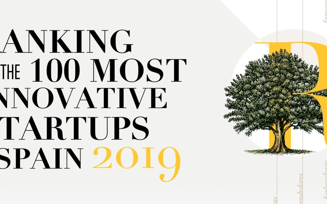 5 startups de Alhambra Venture entre las 100 más innovadoras de España