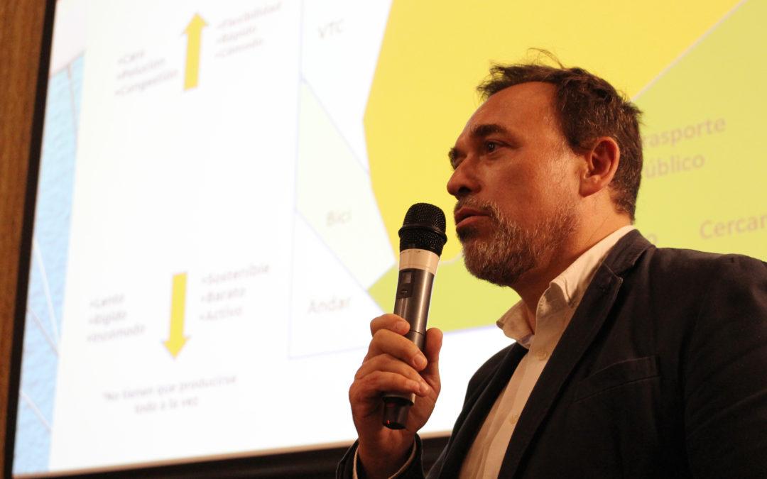 Connected Mobility Hub, el ecosistema de innovación que trabaja para lograr ciudades  eficientes, sostenibles y seguras