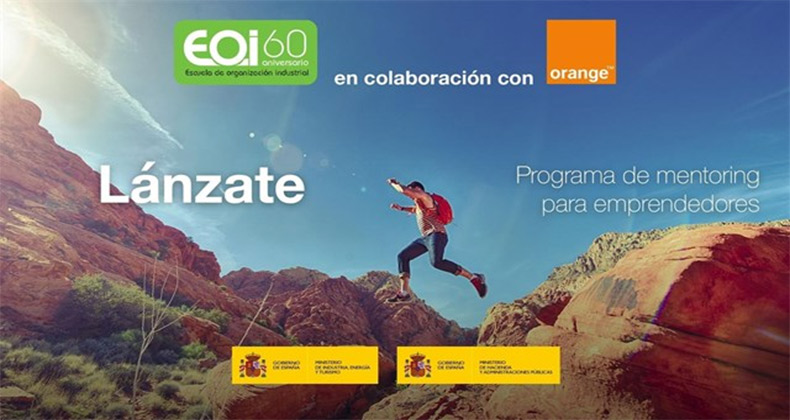 Orange y EOI abren una nueva convocatoria de su programa Lánzate