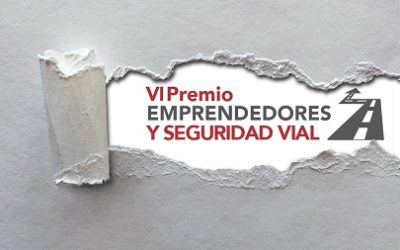 Abierta la VI edición del Premio Emprendedores y Seguridad Vial para luchar contra los accidentes de tráfico
