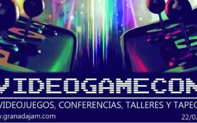 Llega a Granada VideoGameCon, el evento sobre videojuegos orientado al emprendimiento