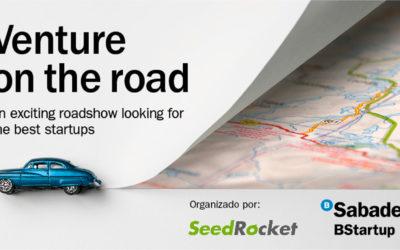 Novedades sobre la III edición de Venture on the Road, el concurso de SeedRocket y  BStartup de Banco Sabadell