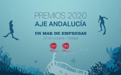 Abierta la convocatoria para participar en los premios AJE 2020