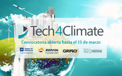 S2B Tech4Climate abre nueva convocatoria para su programa de aceleración