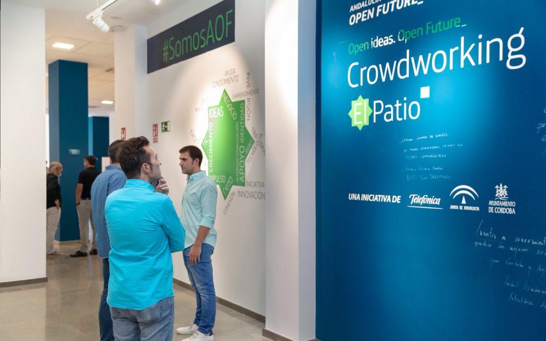 El Patio, la aceleradora cordobesa de Andalucía Open Future