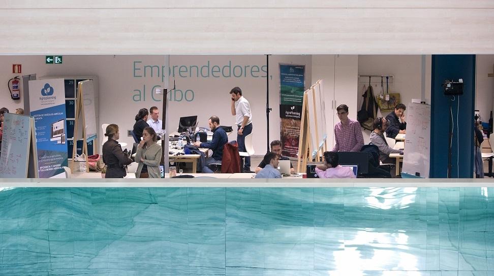 El Cubo: innovación y emprendimiento en Sevilla