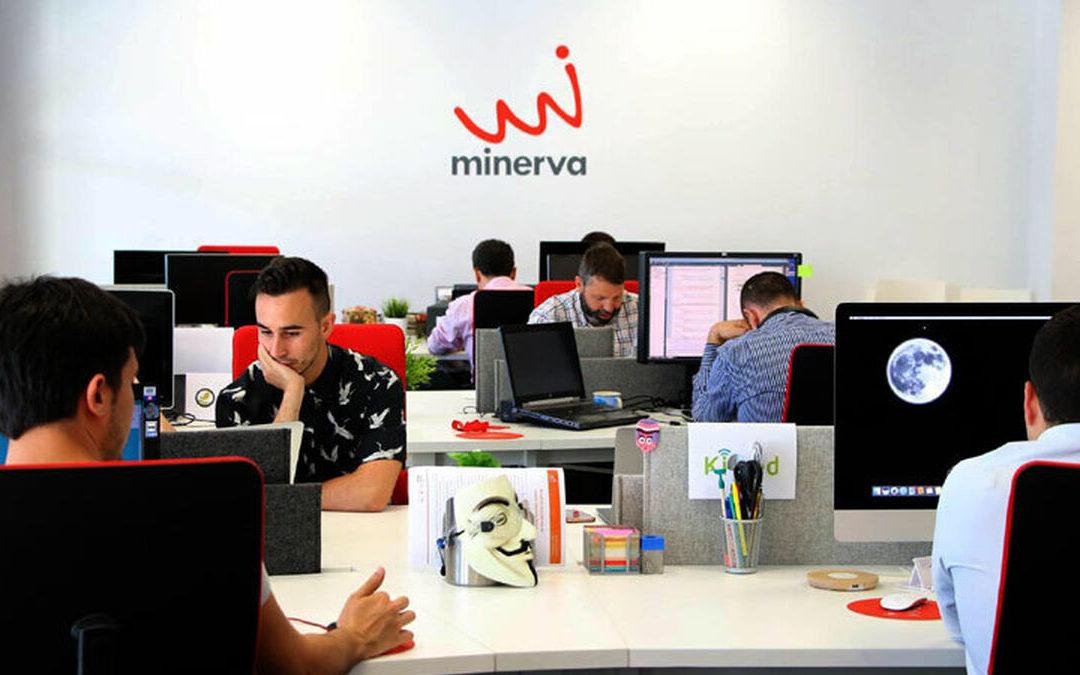 El programa Minerva selecciona a la startup granadina Collyra