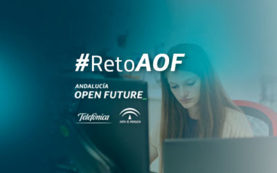 Apúntate al #RetoAOF y comienza a acelerar tu startup en Andalucía