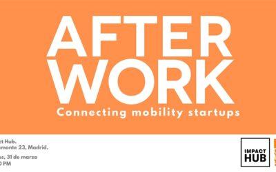 Vuelven los after work de Connected Mobility Hub