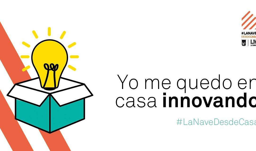 #LaNaveDesdeCasa busca startups contra el Coronavirus