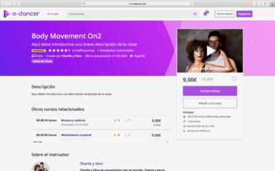 La startup Salsero pone en marcha la primera escuela de baile online internacional abierta a todos los estilos