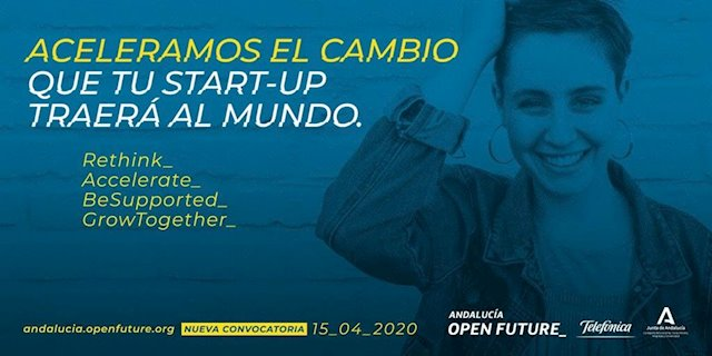 4 startups granadinas preparan su incorporación al programa de aceleración 'Andalucía Open Future'
