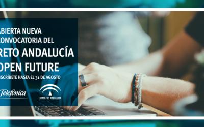 Más de 30 mentorizaciones a 'startup' en la jornada virtual de puertas abiertas de Andalucía Open Future