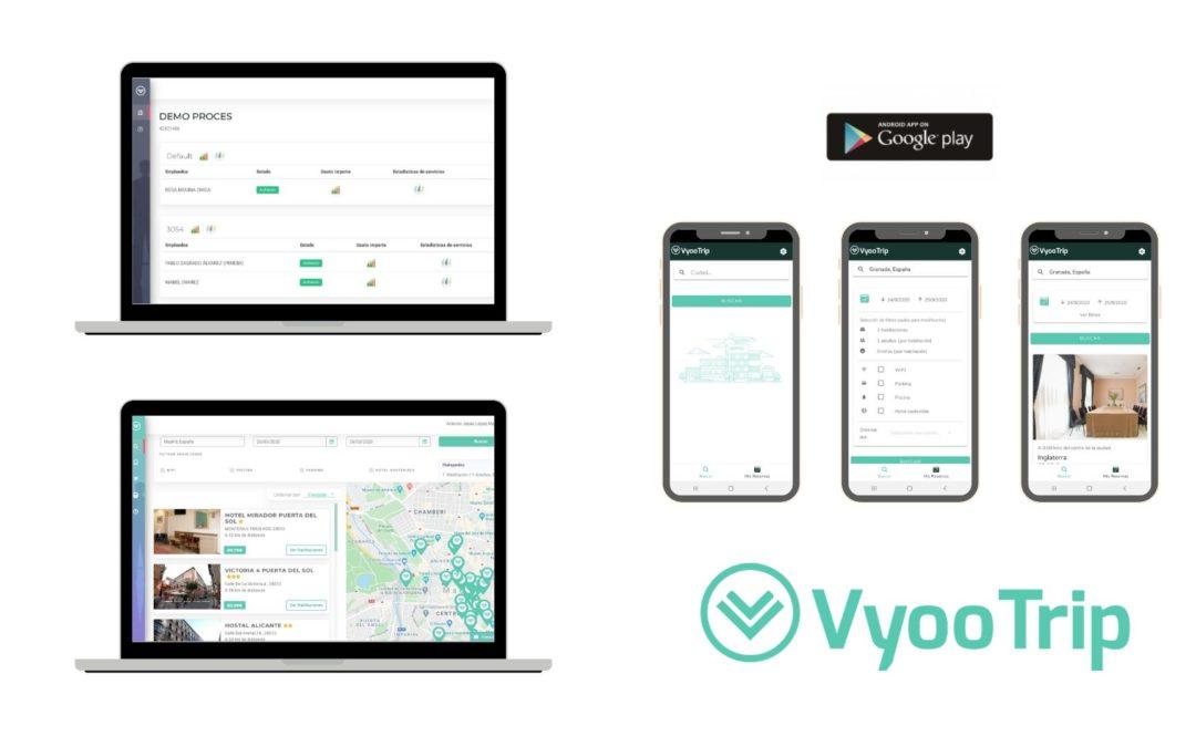 Así son las startups finalistas de Alhambra Venture 2020: Vyootrip