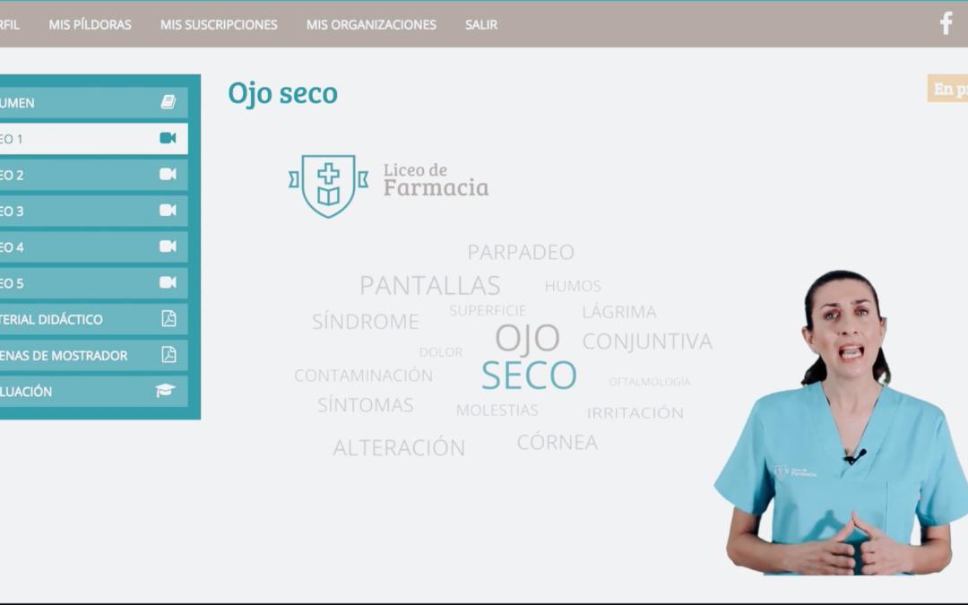 Emprendedores andaluces lanzan una plataforma de aprendizaje online para farmacéuticos