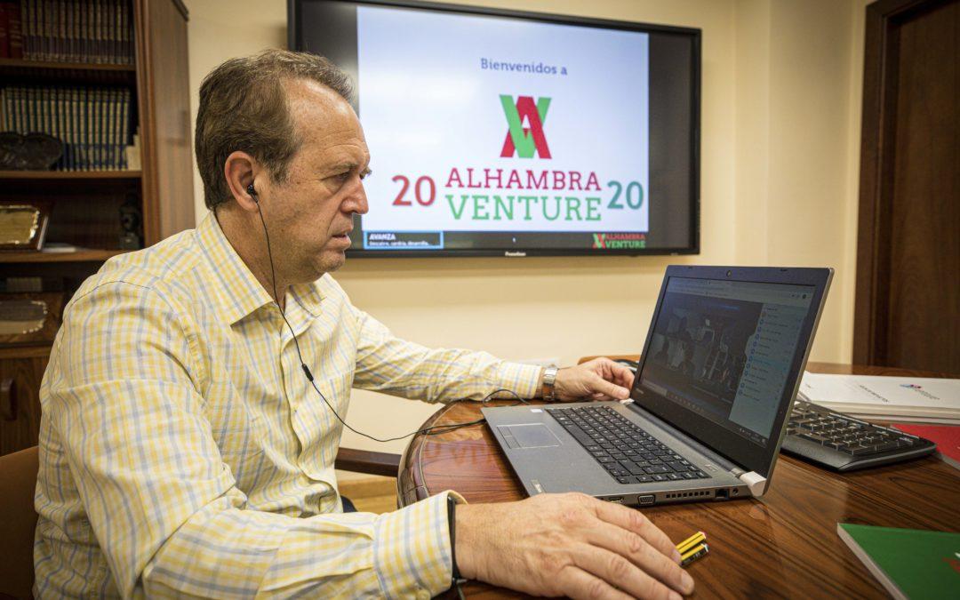 Comienza el 'Academy' de Alhambra Venture 2020 para sus 25 finalistas