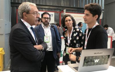 Junta abre en septiembre la primera convocatoria del programa de emprendimiento 'Startup Andalucía Roadshow'