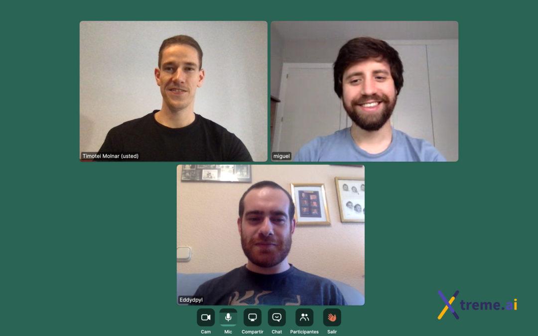 Así son las startups finalistas de Alhambra Venture 2020: Xtreme.AI