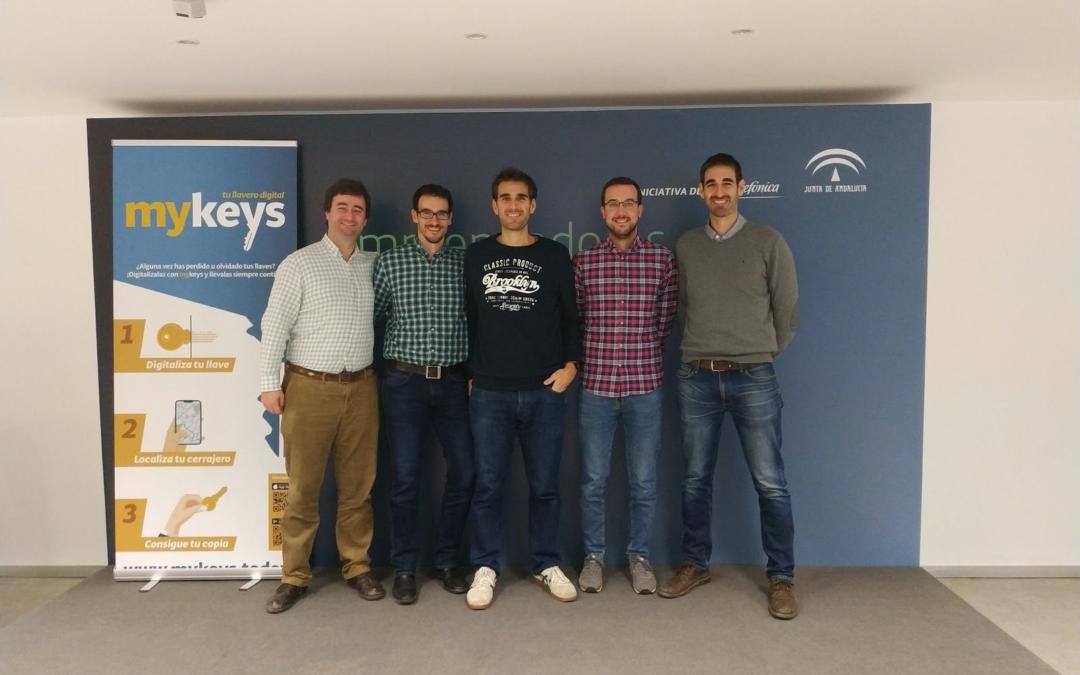 Así son las startups finalistas de Alhambra Venture 2020: MyKeys