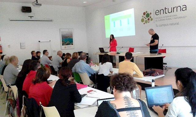 La Escuela de Turismo Rural de Diputación de Granada formará a empresarios en la gestión eficaz de la crisis sanitaria