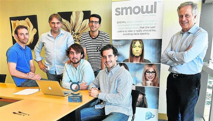 La startup Smowl, ganadora de la tercera edición de Venture on the Road