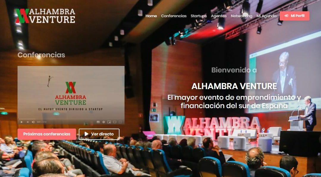 Arranca la edición online de Alhambra Venture 2020