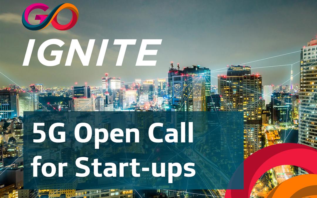 Telefónica, Orange, DT y Singtel lanza una convocatoria para buscar 'startups' centradas en casos de uso de 5G