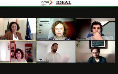 La primera mesa redonda La primera mesa redonda de Alhambra Venture 2020 abordó todos los detalles del ecosistema startup en Andalucíade Alhambra Venture 2020 abordó todos los detalles del ecosistema startup en Andalucía