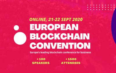 European Blockchain se reinventa con una cuarta edición 100% virtual