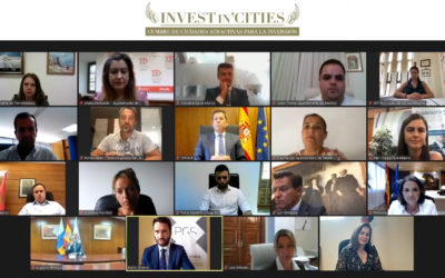 Granada participará en la III cumbre 'Invest in cities'