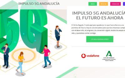 Economía y Vodafone España lanzan 'Impulso 5G Andalucía'