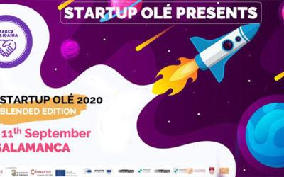 Startup OLÉ 2020 será finalmente 100% digital
